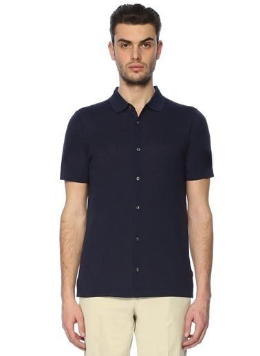 Kısa Kollu Gömlek-Beymen Collection